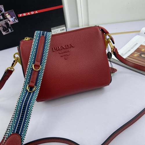 Prada AAA Quality Messeger Bags For Women #860027