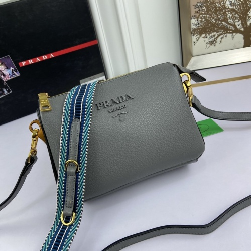 Prada AAA Quality Messeger Bags For Women #860028