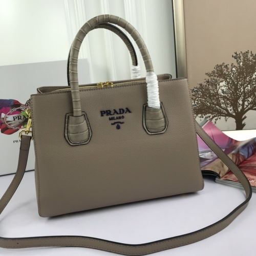 Prada AAA Quality Handbags For Women #860090