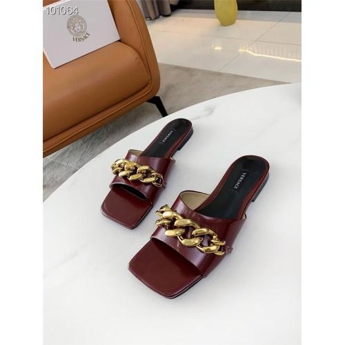 Versace Slippers For Women #860113