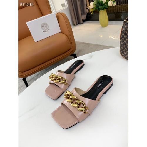 Versace Slippers For Women #860114