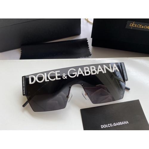 Dolce & Gabbana AAA Quality Sunglasses #860156