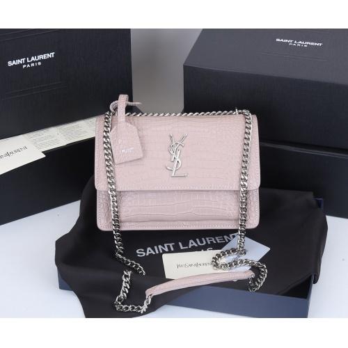 Yves Saint Laurent YSL AAA Messenger Bags For Women #860190