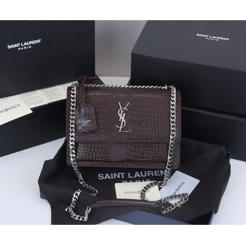 Yves Saint Laurent YSL AAA Messenger Bags For Women #860191