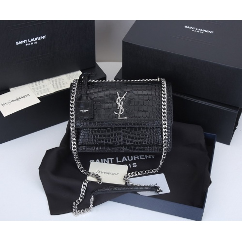 Yves Saint Laurent YSL AAA Messenger Bags For Women #860193
