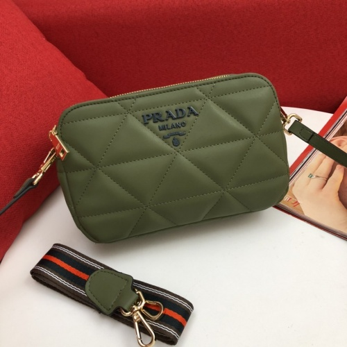 Prada AAA Quality Messeger Bags For Women #860202 $96.00 USD, Wholesale Replica Prada AAA Quality Messeger Bags