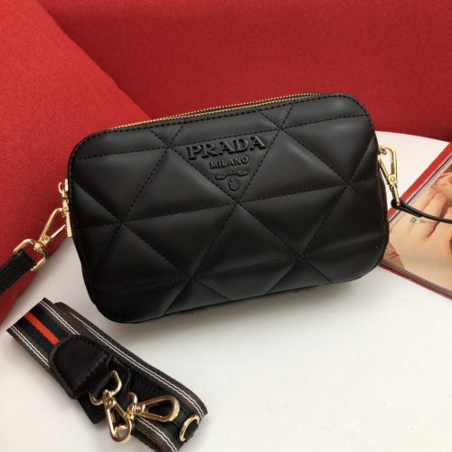 Prada AAA Quality Messeger Bags For Women #860204