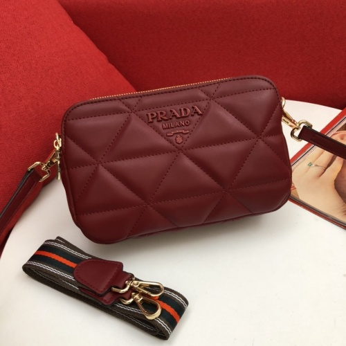 Prada AAA Quality Messeger Bags For Women #860205