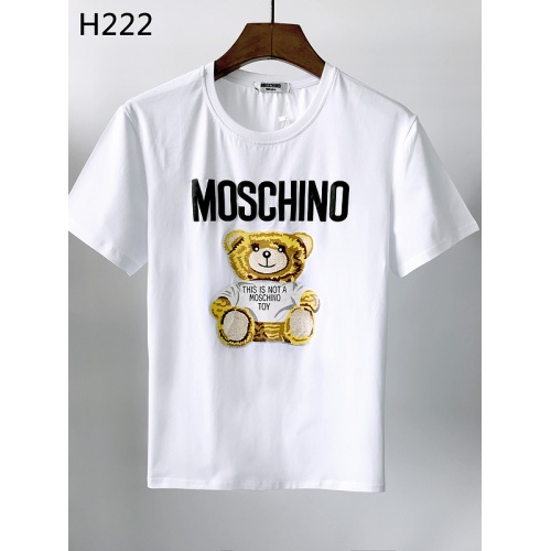 Moschino T-Shirts Short Sleeved For Men #860227