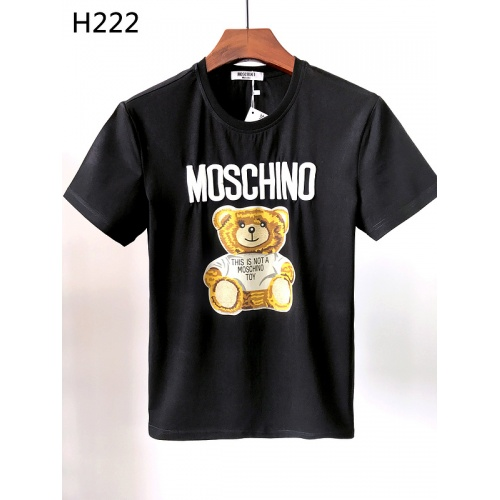 Moschino T-Shirts Short Sleeved For Men #860228