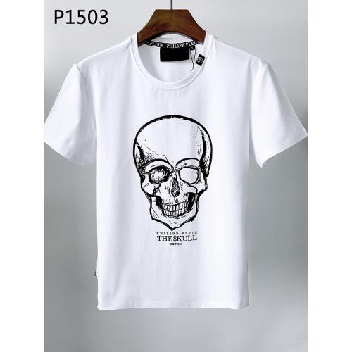 Philipp Plein PP T-Shirts Short Sleeved For Men #860239