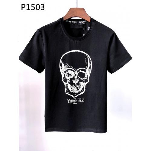 Philipp Plein PP T-Shirts Short Sleeved For Men #860240