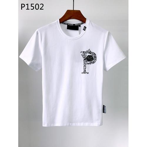 Philipp Plein PP T-Shirts Short Sleeved For Men #860242