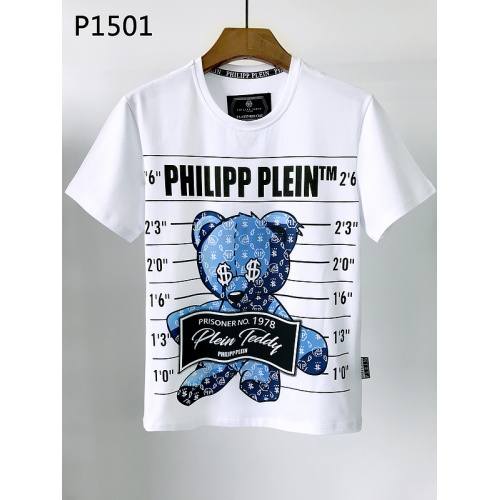 Philipp Plein PP T-Shirts Short Sleeved For Men #860243