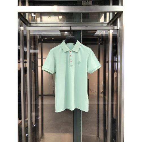 Hermes T-Shirts Short Sleeved For Men #860248