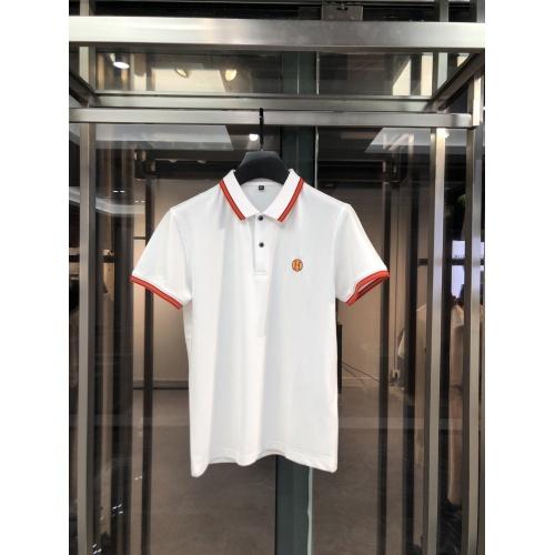 Hermes T-Shirts Short Sleeved For Men #860252