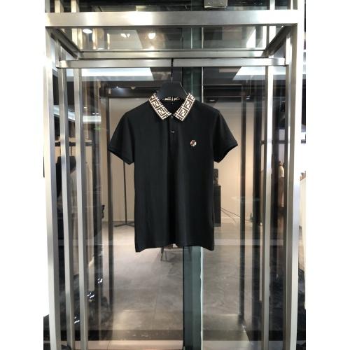Fendi T-Shirts Short Sleeved For Men #860257