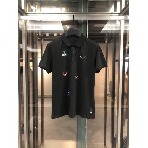 Fendi T-Shirts Short Sleeved For Men #860262