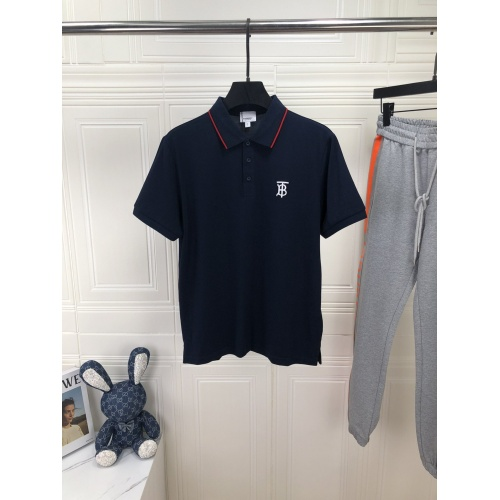 Burberry T-Shirts Short Sleeved For Men #860269