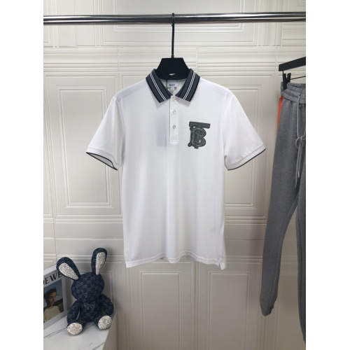 Burberry T-Shirts Short Sleeved For Men #860273
