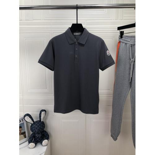 Moncler T-Shirts Short Sleeved For Men #860279