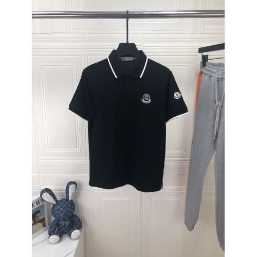 Moncler T-Shirts Short Sleeved For Men #860281