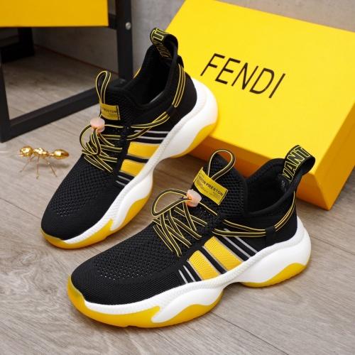 Fendi Casual Shoes For Men #860297