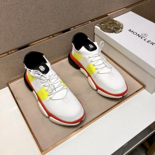 Moncler Casual Shoes For Men #860301