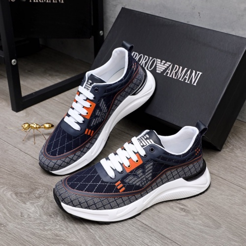 Armani Casual Shoes For Men #860320