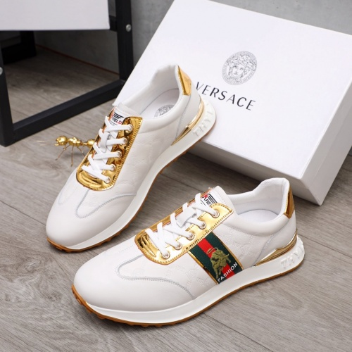 Versace Casual Shoes For Men #860323