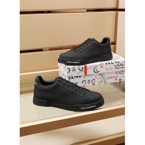 Dolce & Gabbana D&G Casual Shoes For Men #860352