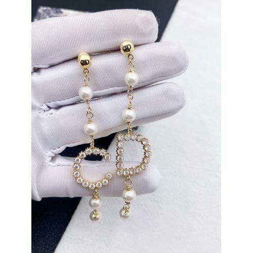 Christian Dior Earrings #860385
