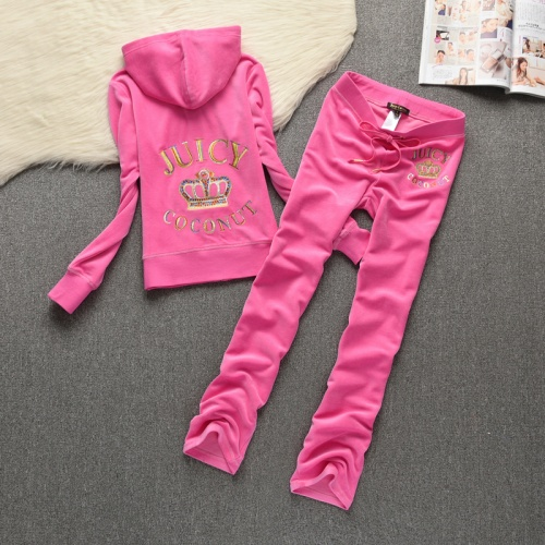 Juicy Couture Tracksuits Long Sleeved For Women #860452
