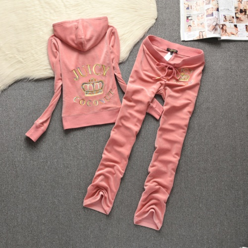Juicy Couture Tracksuits Long Sleeved For Women #860453