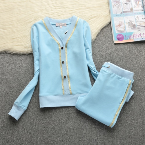 Juicy Couture Tracksuits Long Sleeved For Women #860459