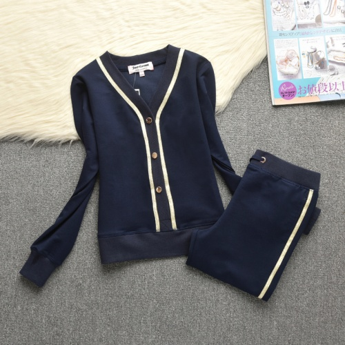 Juicy Couture Tracksuits Long Sleeved For Women #860461