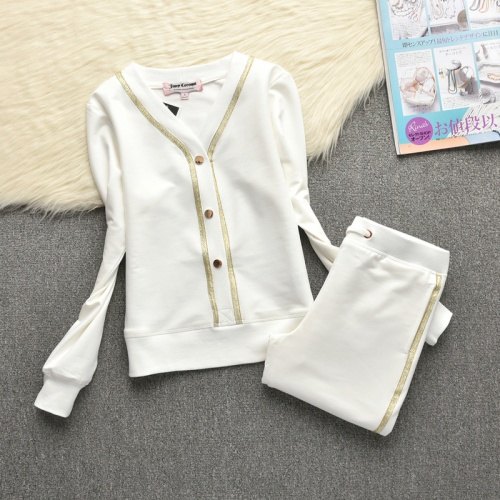 Juicy Couture Tracksuits Long Sleeved For Women #860462