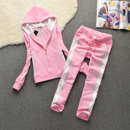 Juicy Couture Tracksuits Long Sleeved For Women #860465