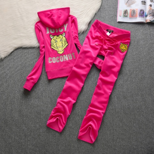Juicy Couture Tracksuits Long Sleeved For Women #860494