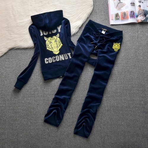 Juicy Couture Tracksuits Long Sleeved For Women #860495