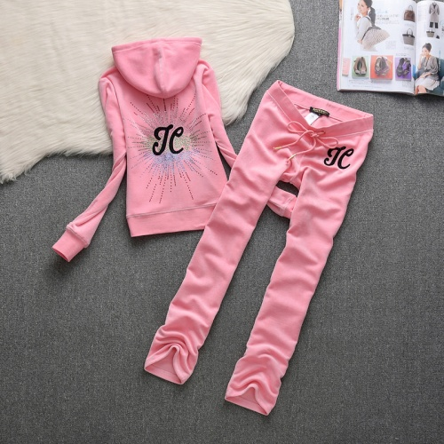 Juicy Couture Tracksuits Long Sleeved For Women #860505