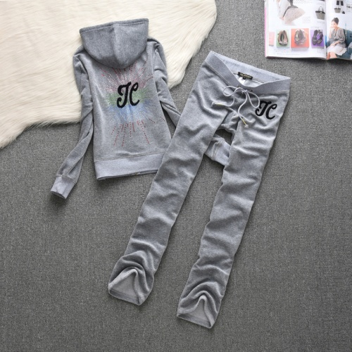 Juicy Couture Tracksuits Long Sleeved For Women #860508