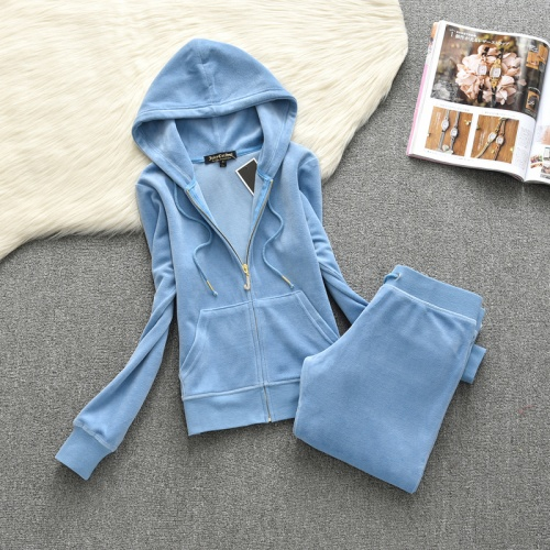 Juicy Couture Tracksuits Long Sleeved For Women #860516