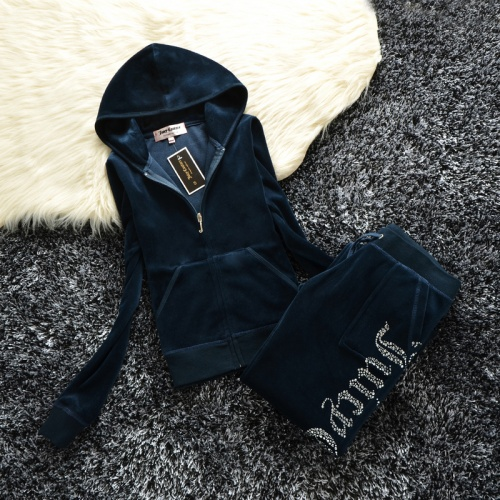 Juicy Couture Tracksuits Long Sleeved For Women #860570