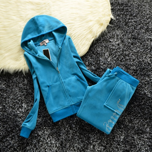 Juicy Couture Tracksuits Long Sleeved For Women #860573