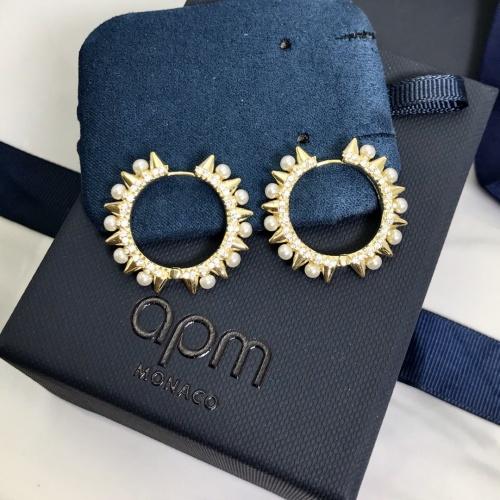 apm Monaco Earrings #860629