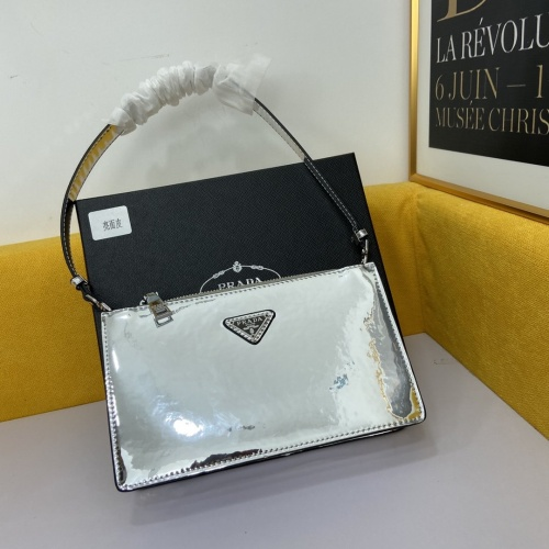 Prada AAA Quality Messeger Bags For Women #860666