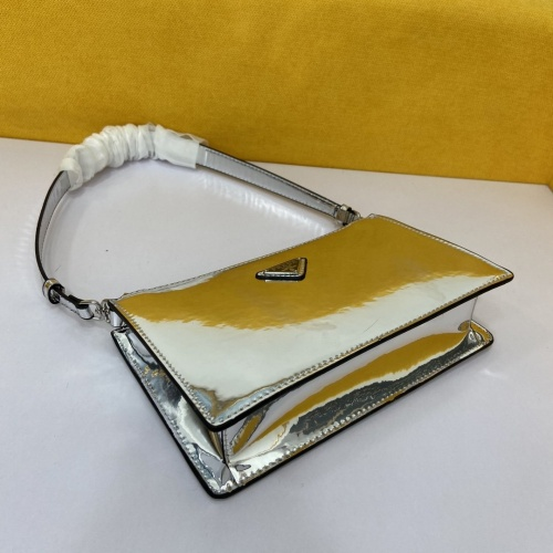 Replica Prada AAA Quality Messeger Bags For Women #860666 $72.00 USD for Wholesale