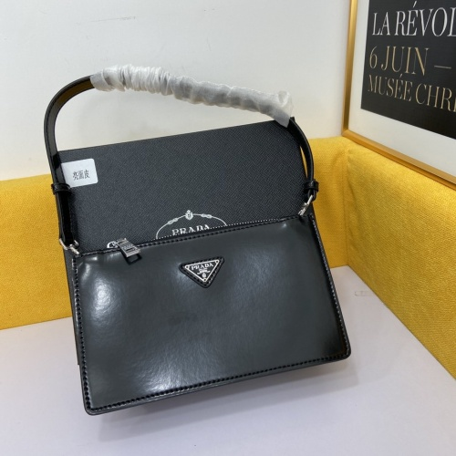 Prada AAA Quality Messeger Bags For Women #860667 $72.00 USD, Wholesale Replica Prada AAA Quality Messeger Bags