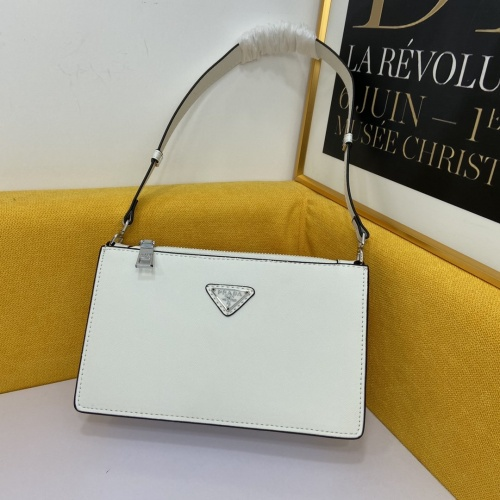 Prada AAA Quality Messeger Bags For Women #860671 $72.00 USD, Wholesale Replica Prada AAA Quality Messeger Bags